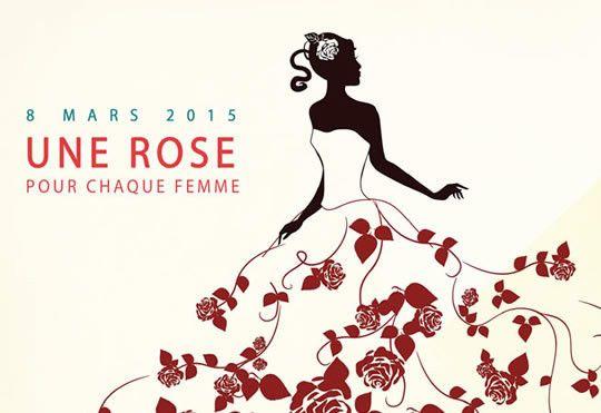 1aa18cd3437cf Une rose pour chaque femme