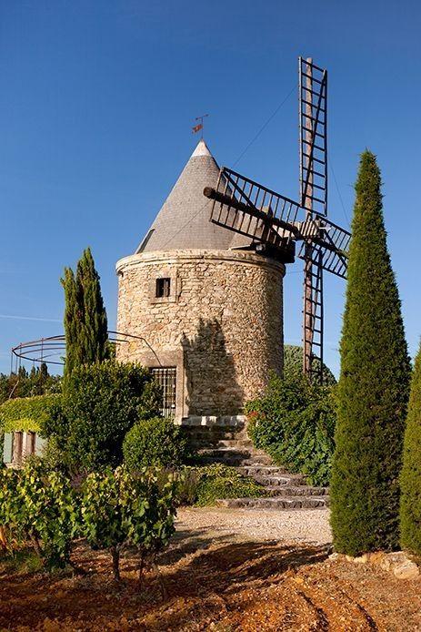 Moulins à vent, moulins à eau  7534599f