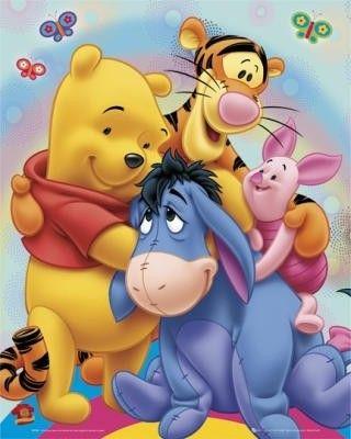 Amis Winnie L Ourson winnie l'ourson et ses amis