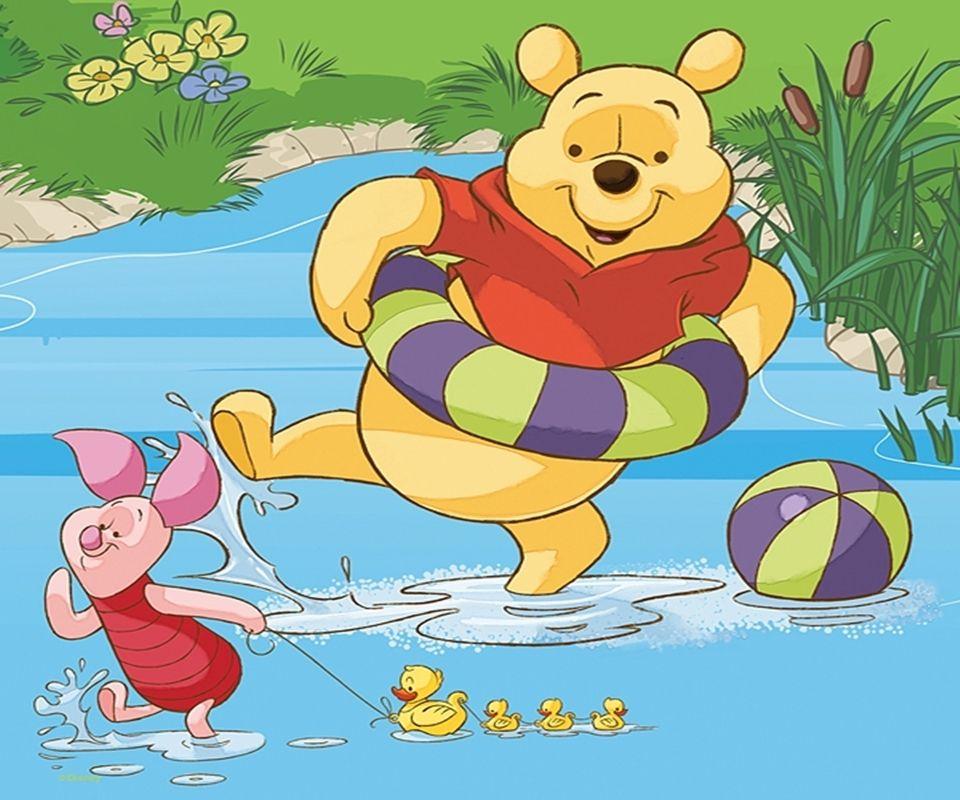 Winnie ourson et ses amis page 11 for Piscine winnie l ourson